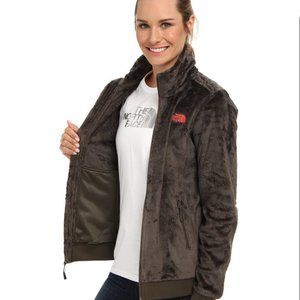 womens north face osito fleece jacket